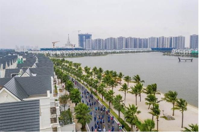 Bùng nổ ngày hội thể thao đầu tiên bên bờ biển giữa trung tâm Thủ đô ảnh 1