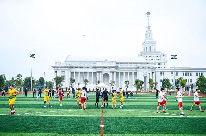 Bùng nổ ngày hội thể thao đầu tiên bên bờ biển giữa trung tâm Thủ đô ảnh 5