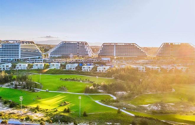 """Cận cảnh """"siêu phẩm nghỉ dưỡng"""" sắp khai trương FLC Grand Hotel Quy Nhon: 1.500 phòng, bể bơi ngoài trời 1.000m ảnh 4"""