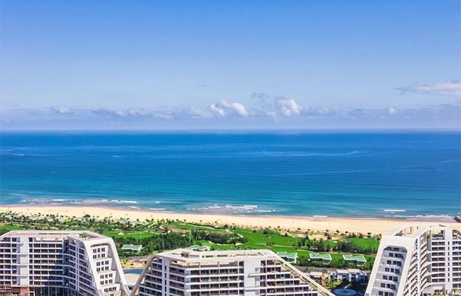 """Cận cảnh """"siêu phẩm nghỉ dưỡng"""" sắp khai trương FLC Grand Hotel Quy Nhon: 1.500 phòng, bể bơi ngoài trời 1.000m ảnh 5"""
