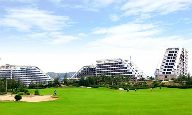 """Cận cảnh """"siêu phẩm nghỉ dưỡng"""" sắp khai trương FLC Grand Hotel Quy Nhon: 1.500 phòng, bể bơi ngoài trời 1.000m ảnh 6"""