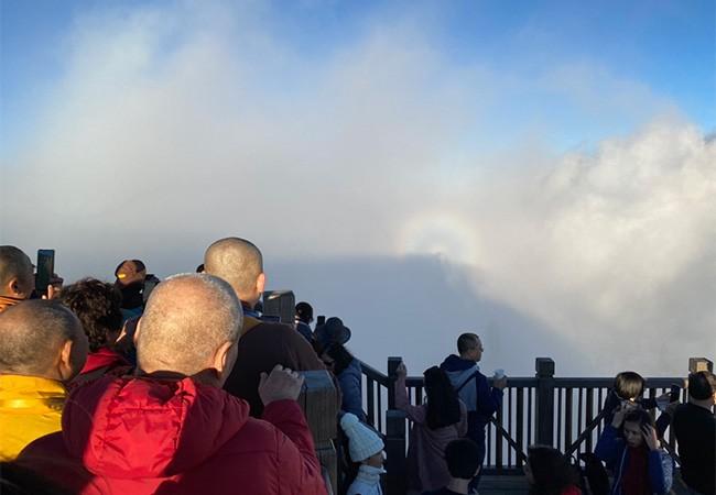 Cận cảnh lễ cầu an lớn nhất trên đỉnh Fansipan ảnh 7