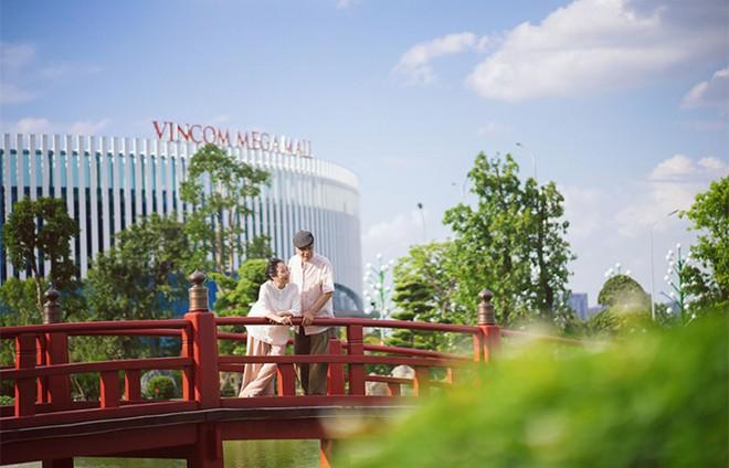"""Sắp có """"thiên đường"""" mua sắm, giải trí Vincom mới ở phía Tây Thủ đô ảnh 1"""