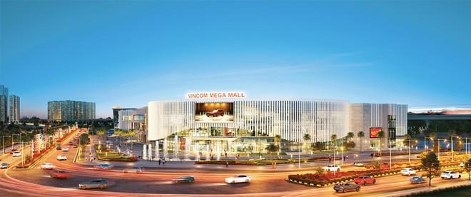 """Sắp có """"thiên đường"""" mua sắm, giải trí Vincom mới ở phía Tây Thủ đô ảnh 2"""
