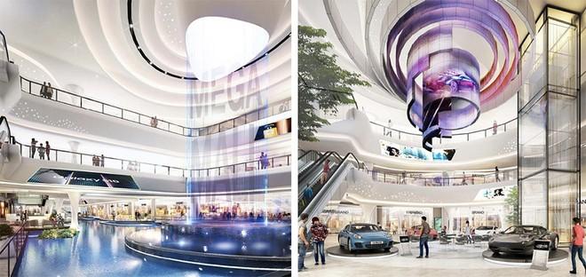 """Sắp có """"thiên đường"""" mua sắm, giải trí Vincom mới ở phía Tây Thủ đô ảnh 3"""