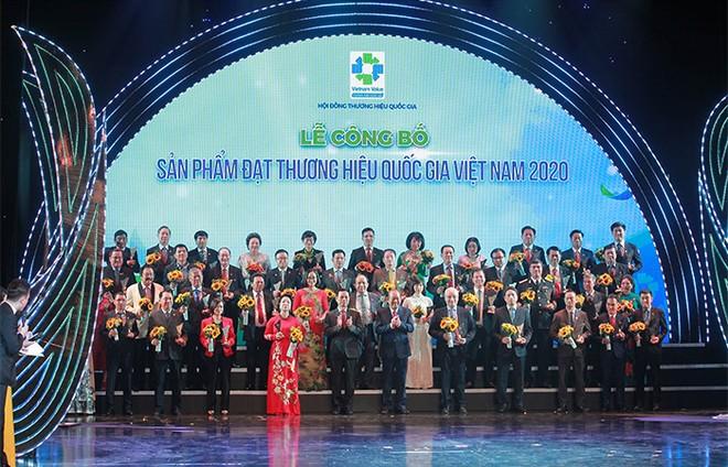 Sản phẩm của Tân Hiệp Phát lần thứ 6 liên tiếp đạt Thương hiệu quốc gia ảnh 3