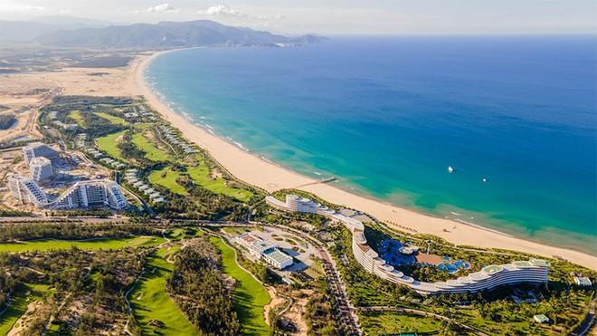 Chính thức khai trương khách sạn dài gần 1km, 1.500 phòng, công suất 3.500 khách tại Quy Nhơn ảnh 2