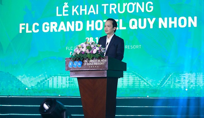 Chính thức khai trương khách sạn dài gần 1km, 1.500 phòng, công suất 3.500 khách tại Quy Nhơn ảnh 5