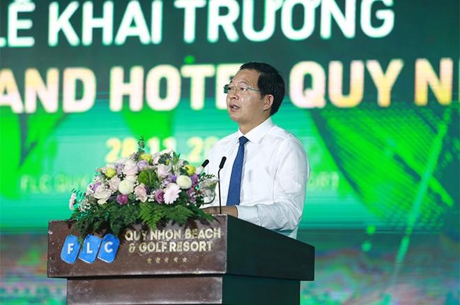 Chính thức khai trương khách sạn dài gần 1km, 1.500 phòng, công suất 3.500 khách tại Quy Nhơn ảnh 3