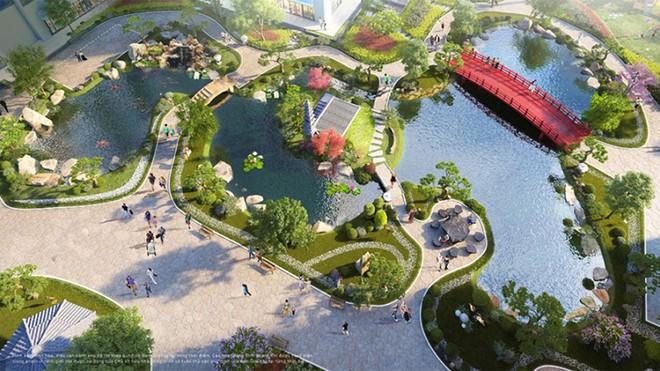 Sắp ra mắt The Zenpark – tinh hoa Nhật Bản giữa lòng thành phố biển hồ ảnh 2