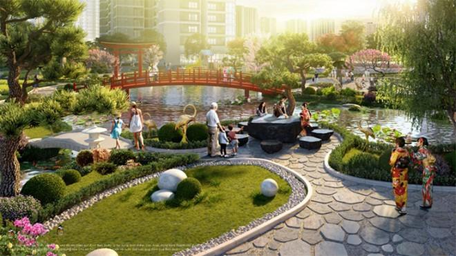 Sắp ra mắt The Zenpark – tinh hoa Nhật Bản giữa lòng thành phố biển hồ ảnh 3