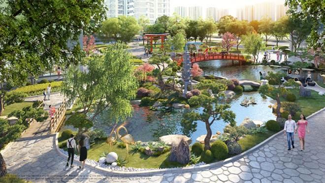 Sắp ra mắt The Zenpark – tinh hoa Nhật Bản giữa lòng thành phố biển hồ ảnh 4