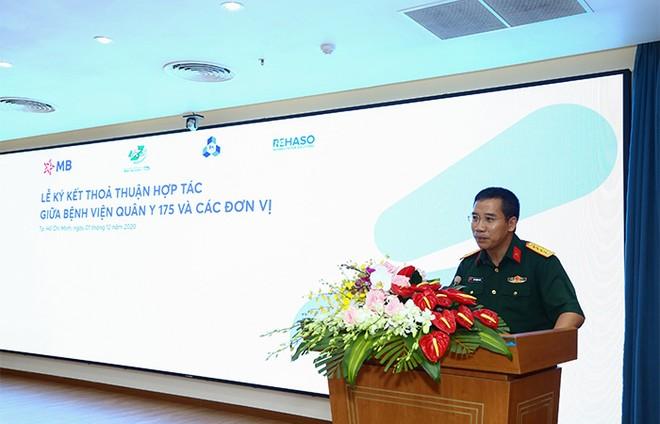MB hợp tác với Bệnh viện Quân y 175 nhằm đẩy mạnh thanh toán viện phí không tiền mặt ảnh 2