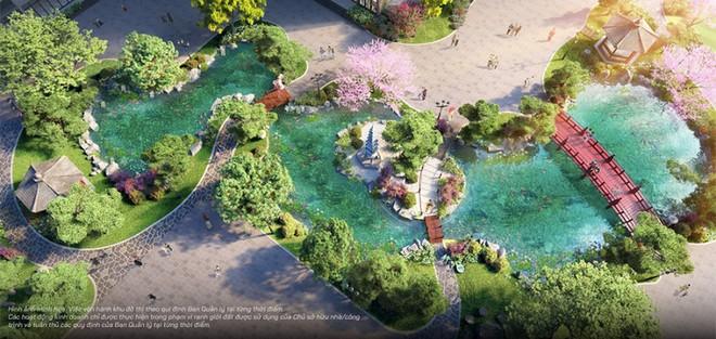 Vinhomes chính thức ra mắt The Zenpark – tinh thần Nhật Bản giữa lòng Vinhomes Ocean Park ảnh 3