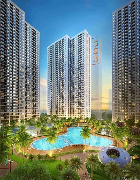 Mở bán Grand Sapphire 3 – toà căn hộ xanh bậc nhất của Vinhomes Smart City ảnh 1