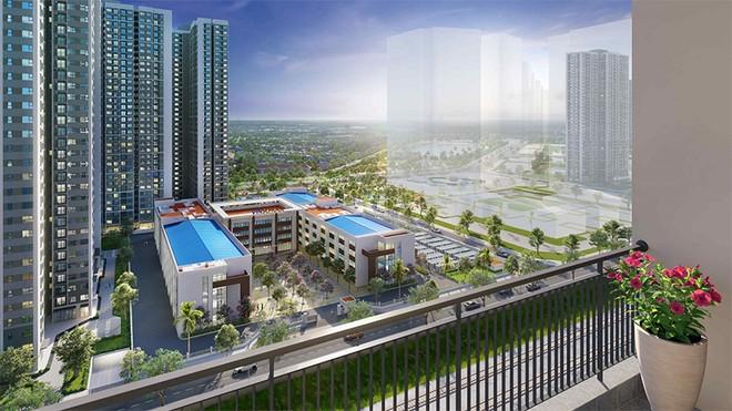 Mở bán Grand Sapphire 3 – toà căn hộ xanh bậc nhất của Vinhomes Smart City ảnh 3