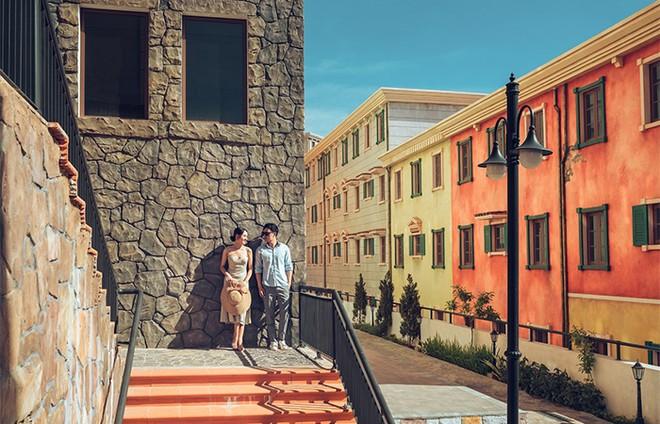 """Lạc giữa """"thiên đường Amalfi"""" bên bờ biển Nam đảo Ngọc ảnh 4"""