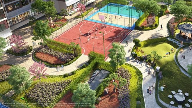 Vườn Nhật đậm chất xứ Phù Tang tại The Zenpark được thiết kế ra sao? ảnh 4