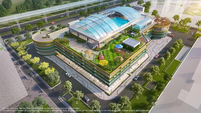 Vườn Nhật đậm chất xứ Phù Tang tại The Zenpark được thiết kế ra sao? ảnh 5