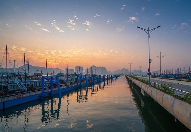 """Ngắm nhìn cảng tàu đầu tiên của Việt Nam giành giải """"Oscar du lịch"""" ảnh 11"""
