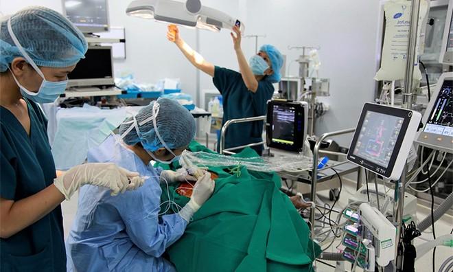 Vinmec hỗ trợ 50 - 70% chi phí mổ tim không đau ảnh 1
