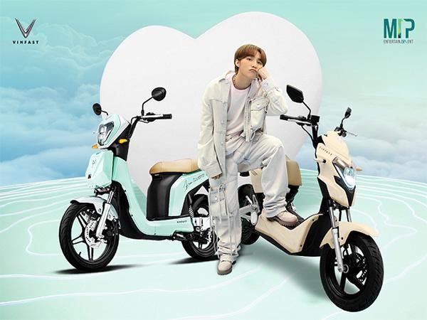 Giải mã sức hút của mẫu xe máy điện hot nhất tháng 12 VinFast kết hợp M-TP Entertainment ảnh 1