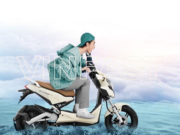 Giải mã sức hút của mẫu xe máy điện hot nhất tháng 12 VinFast kết hợp M-TP Entertainment ảnh 2