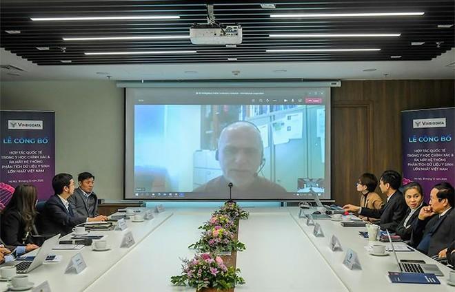 """""""Mở kho"""" trí tuệ và dữ liệu sẽ thúc đẩy phát triển y học chính xác tại Việt Nam ảnh 1"""