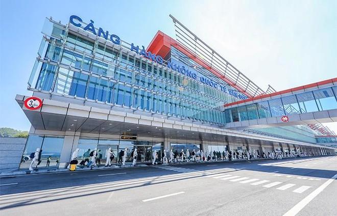 Cảng HKQT Vân Đồn được trao giải thưởng đặc biệt thế giới về thiết kế ngoại thất ảnh 5