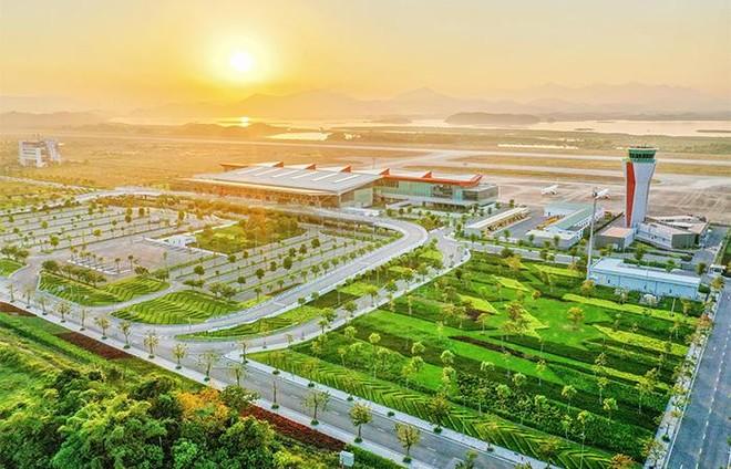 Cảng HKQT Vân Đồn được trao giải thưởng đặc biệt thế giới về thiết kế ngoại thất ảnh 2