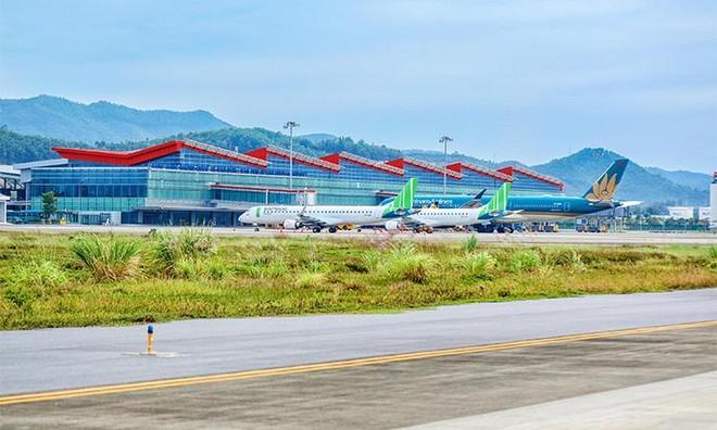 Cảng HKQT Vân Đồn được trao giải thưởng đặc biệt thế giới về thiết kế ngoại thất ảnh 1