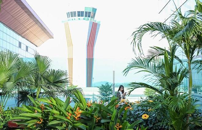 Cảng HKQT Vân Đồn được trao giải thưởng đặc biệt thế giới về thiết kế ngoại thất ảnh 4