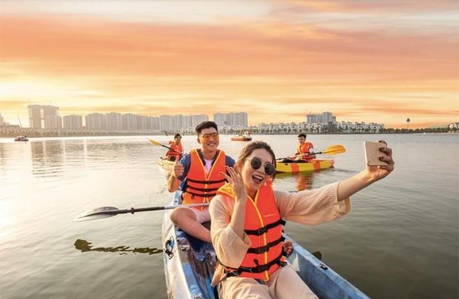 Chuỗi kỷ lục nối dài của đại đô thị Vinhomes Ocean Park ảnh 4