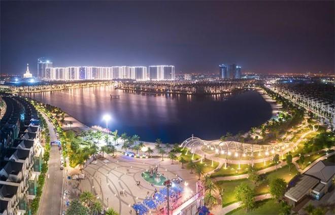 Nút giao Cổ Linh 400 tỉ đồng sắp khánh thành: Vinhomes Ocean Park đón trọn lợi thế ảnh 2