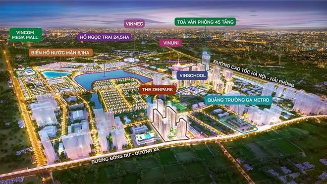 Nút giao Cổ Linh 400 tỉ đồng sắp khánh thành: Vinhomes Ocean Park đón trọn lợi thế ảnh 3