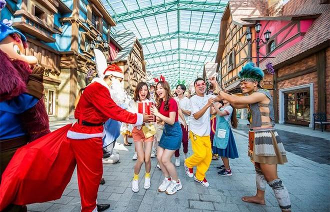 Tưng bừng đón năm 2021 với chuỗi sự kiện lễ hội siêu khủng tại Phú Quốc United Center ảnh 2