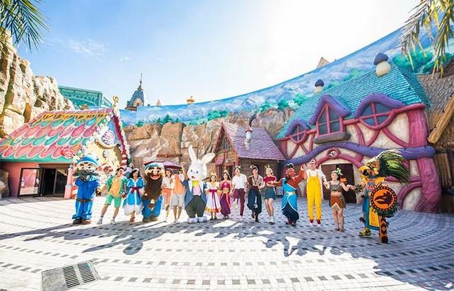 Tưng bừng đón năm 2021 với chuỗi sự kiện lễ hội siêu khủng tại Phú Quốc United Center ảnh 3