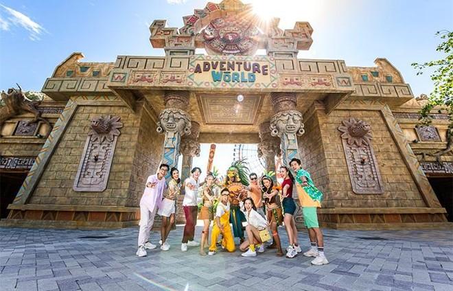 Tưng bừng đón năm 2021 với chuỗi sự kiện lễ hội siêu khủng tại Phú Quốc United Center ảnh 7