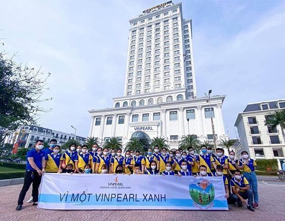 Vinpearl nhận giải thưởng Môi trường quốc gia duy nhất của ngành du lịch ảnh 4