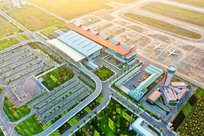 """Vì sao phòng chờ thương gia tại sân bay Vân Đồn được vinh danh """"hàng đầu châu Á""""? ảnh 1"""
