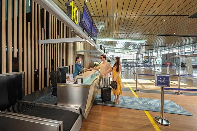 """Vì sao phòng chờ thương gia tại sân bay Vân Đồn được vinh danh """"hàng đầu châu Á""""? ảnh 13"""