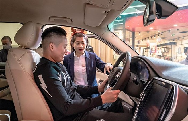 Những thay đổi tích cực trong hành vi mua xe ô tô của người Việt ảnh 1