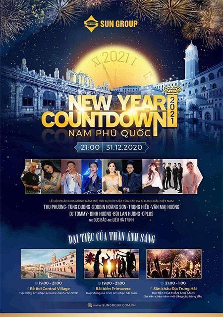 Nhiều sự kiện hoành tráng đón chào năm mới 2020 - Nam Phú Quốc là điểm đến lý tưởng cho mùa cuối năm ảnh 1