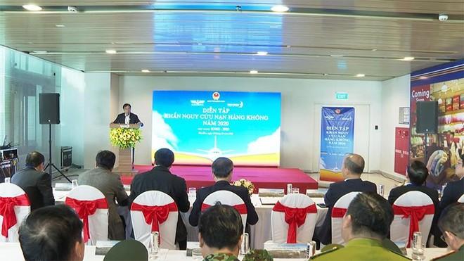 Sân bay Vân Đồn diễn tập cứu hộ máy bay hạ cánh khẩn cấp ảnh 5