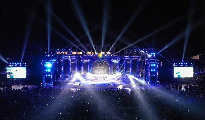 New Year Countdown 2021 Nam Phú Quốc do Sun Group tổ chức - không gian nghệ thuật đẳng cấp xứng tầm đỉnh cao ảnh 1