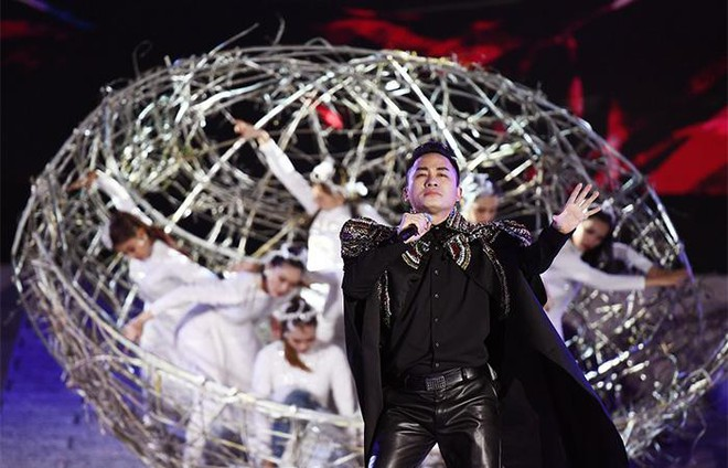 New Year Countdown 2021 Nam Phú Quốc do Sun Group tổ chức - không gian nghệ thuật đẳng cấp xứng tầm đỉnh cao ảnh 6