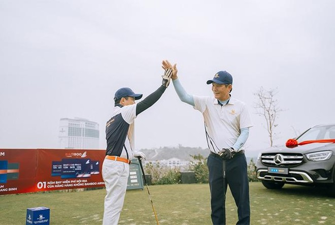 Tân Hoàng Minh Golf Championship 2021 chính thức khởi tranh ảnh 2