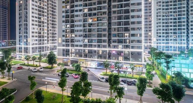 """Cận cảnh nhịp sống sôi động tại đại đô thị """"hot"""" nhất phía Đông Hà Nội ảnh 2"""