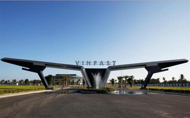 VinFast đem lại bao nhiêu tiền thuế cho Hải Phòng năm 2020? ảnh 1