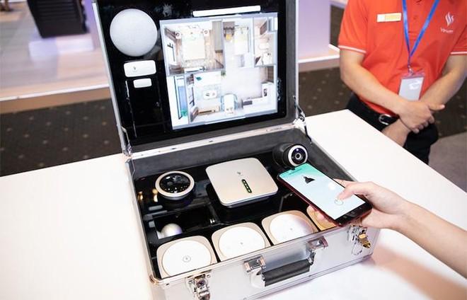 """VinSmart """"khoe"""" nhiều sản phẩm công nghệ mới tại Tech Awards 2020 ảnh 2"""